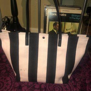 Victoria's Secret Bags - VS Pink and Black Tote